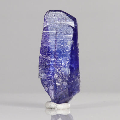 31.29ct Blue Violet Tanzanite Crystal Specimen