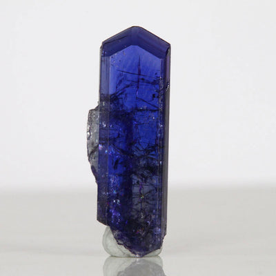Natural Tanzanite Crystal Specimen