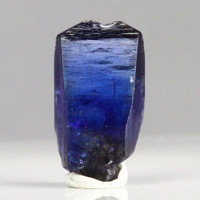 Gemmy Blue Violet Tanzanite Crystal