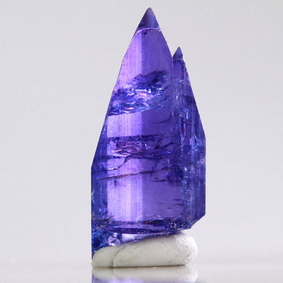 Raw Tanzanite Twin Crystal Specimen