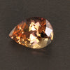 Light peach Pear Shape Fancy Tananite Gemstone 1.79 Carats