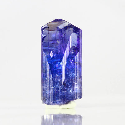 27.15ct Fine Violet & Blue Tanzanite Crystal