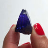 40.90ct Blue/Violet Tanzanite Crystal