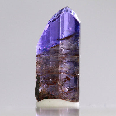 Natural Color Tanzanite Crystal
