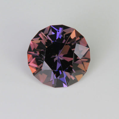 Special Cut Round Brilliant Tanzanite 4.67 Carats