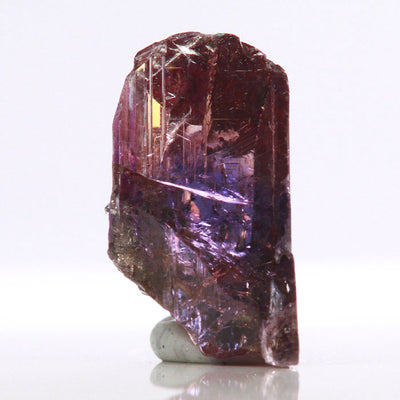 11.01ct Tanzanite Crystal with Natural Color