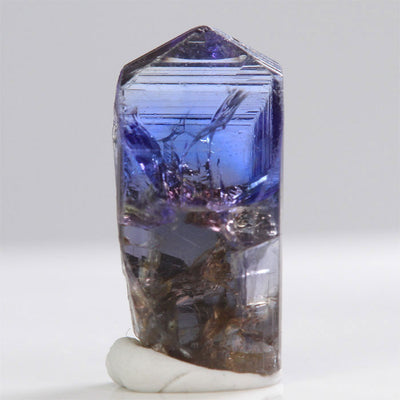 Raw Tanzanite Crystal Example