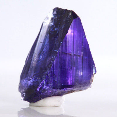 Natural Unheated Tanzanite Crystal Mineral Specimen