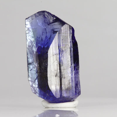 77.41ct Natural Unheated Big Blue Tanzanite Crystal