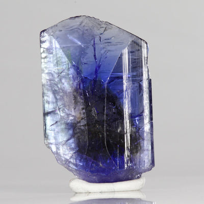 Natural Unheated Big Blue Tanzanite Crystal