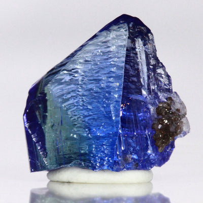 Raw Ocean Peacock Tanzanite Crystal Specimen