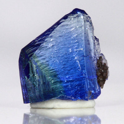 Blue Green Ocean Tanzanite Crystal