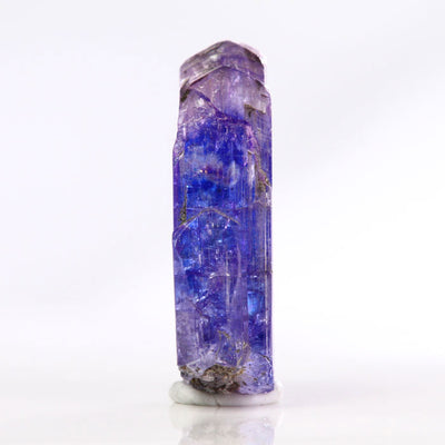26.16ct Color Zoned Pink/Purple Tanzanite Crystal