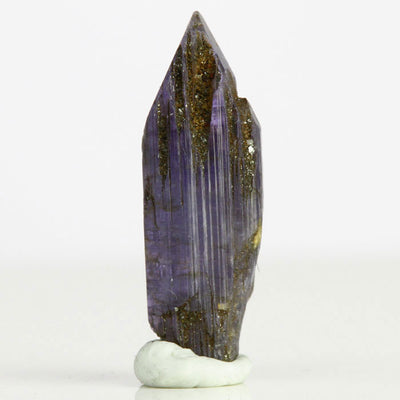 Tanzanite Crystal in the Raw
