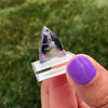 Lavendar Tanzanite Crystal Natural Color Unheated Raw
