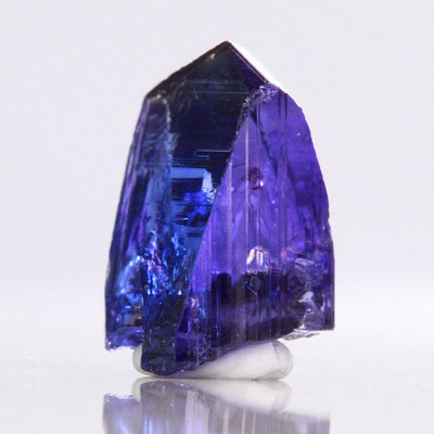 Pleochroic Tanzanite Crystal Colors