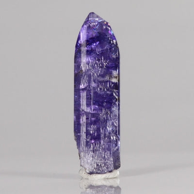 27.88 ct Tall Tanzanite Crystal