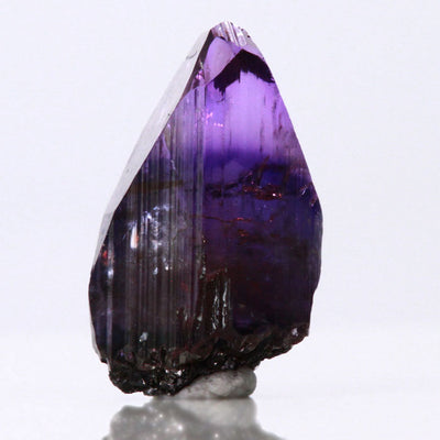 Purple Tanzanite Crystal Specimen