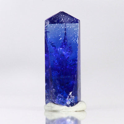 Blue Zoisite Crystal
