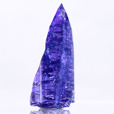 Large Tanzanite Crystal Mineral Specimen Zoisite