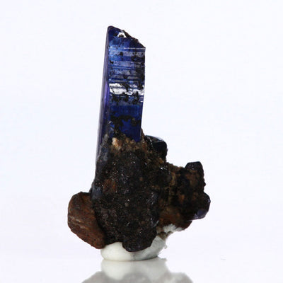 Tanzanite Crystals on Matrix Specimen