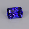 Barion Style Emerald Cut Tanzanite Gemstone 11.16 Carats