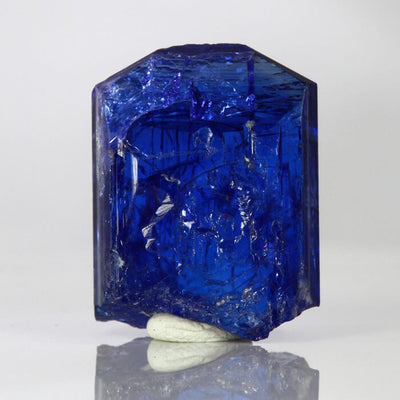 61.27ct Big Beautiful Tanzanite Crystal Specimen