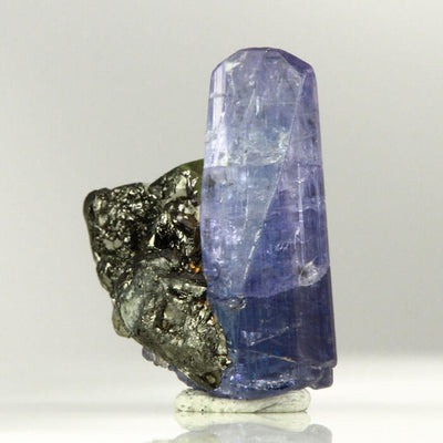 Tanzanite Crystal on Matrix