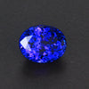 (HOLD FOR JURINA) Blue Violet Oval Tanzanite Gemstone 3.03 Carats