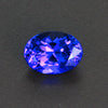 (ON HOLD JURINA) Blue Violet Oval Tanzanite Gemstone 1.92 Carats
