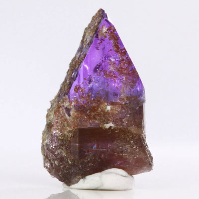 Rough Unheated Tanzanite Crystal Purple