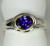 Tanzanite Ring 1.40 Carat VBV Color