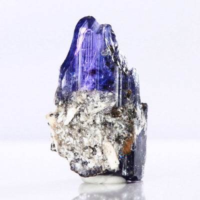 Rough Tanzanite Crystal Matrix