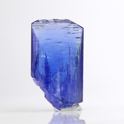 Raw Blue Violet Tanzanite Crystal