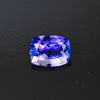 Blue Violet Antique Cushion Tanzanite Gemstone 1.40 Carats