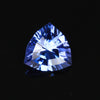 Violet Blue Trillant Cut Tanzanite Gemstone 2.33 Carats
