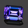 Tanzanite 2.37 Carat  Emerald Cut