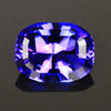 3.78 Carats Antique Cushion Tanzanite