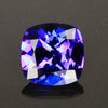 2.74 Carats Cushion Tanzanite