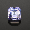 Light Blue Violet Ascher Tanzanite Gemstone 3.60 Carats