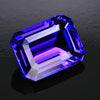 Tanzanite 9.32 Carat Emerald Cut