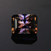 Special Cut Natural Untreated Barion Style Emerald Cut Tanzanite 5.96 Carat