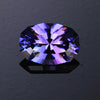 Natural Violet Blue Barion Style Oval Tanzanite Gemstone 2.0 Carats