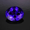 Tanzanite Color Change 3.63 Carat Oval