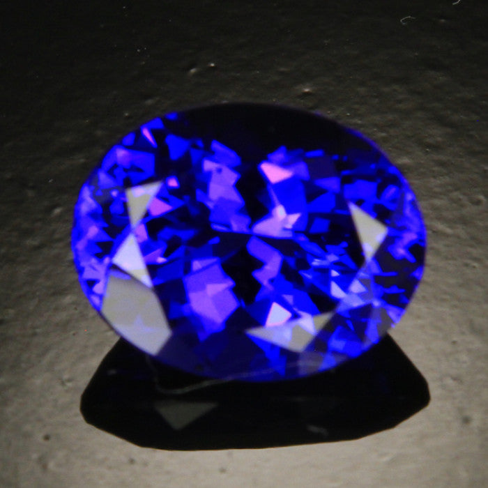 cushion diamond cut stone ring tanzanite amp gemstone rings image platinum jewellery precious