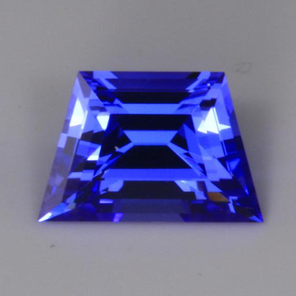 aaa natural tanzanite precious detail semi loose product blue dark quality stone