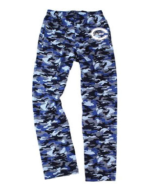 CAMO FLANNEL PANT