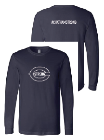 CHATHAM STRONG Long Sleeve Tee Shirt