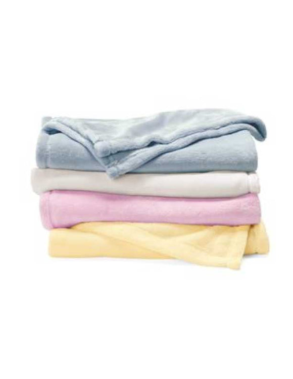 OAUX NP TWIG 10 set of 3 baby blankets