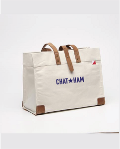 CHATHAM CANVAS TOTE